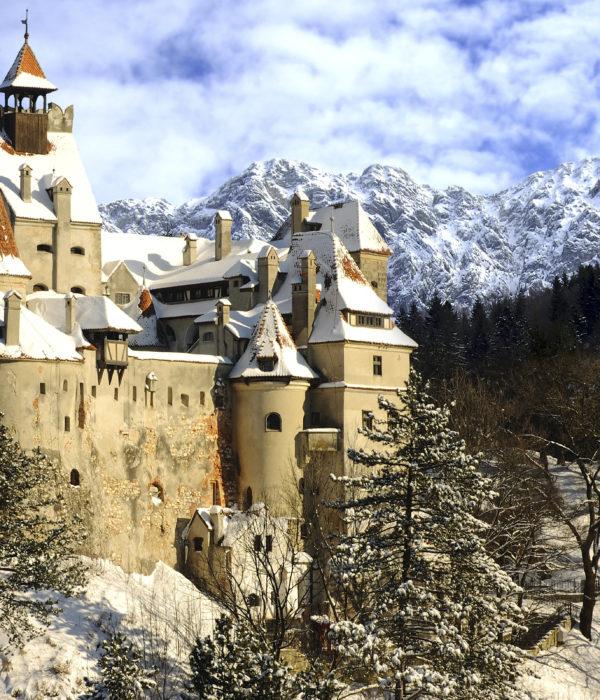Горы Румыния